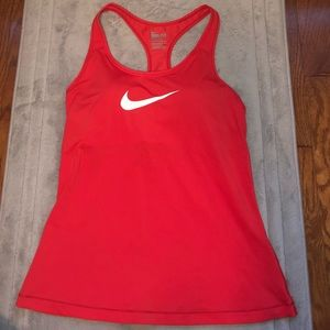 Nike Dri Fit Racerback Workout Tank